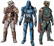 Mandalorian Armors.JPG