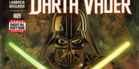 Star Wars: Darth Vader 5: Vader, Part V