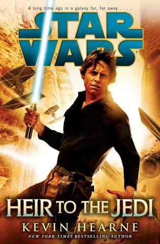 Archivo:Heir to the Jedi.jpg