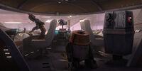 Escaramuza en el Espaciopuerto de Ciudad Garel