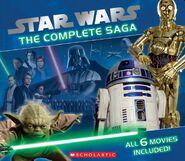 Star Wars The Complete Saga