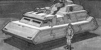 Tanque Repulsor 1-M clase Imperial