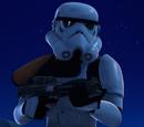 Comandante de soldados de asalto