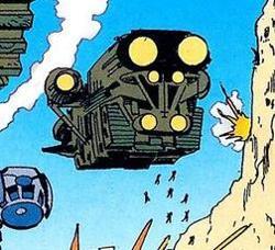 Archivo:Rocket-jumper troopship.JPG