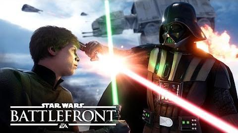 """Star Wars™ Battlefront™ Gameplay Multijugador E3 2015 """"Walker Assault"""" en Hoth"""