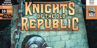 Star Wars: Caballeros de la Antigua República 10: Punto de Ignición, Parte 3