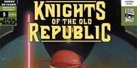 Caballeros de la Antigua República 5: Graduación, parte 5