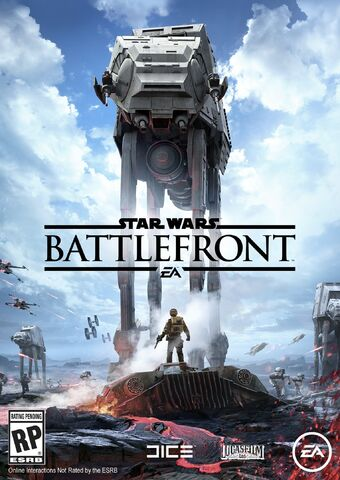 Archivo:Battlefront 2015 Cover.jpg