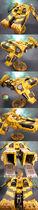 Miniatura nave desembarco caestus puños imperiales