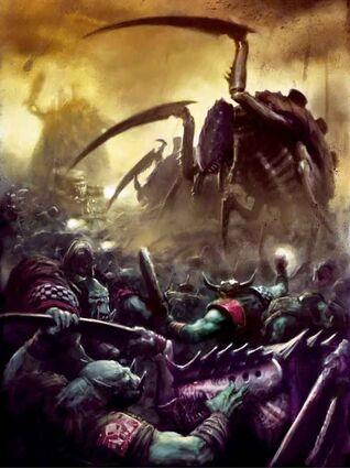 Orkos vs tiranidos batalla.jpg