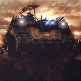Land Raider Thoris Mil Hijos