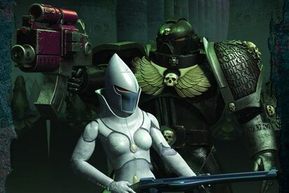 Guardianes de la Muerte Guardian Eldar Ordo Xenos Wikihammer