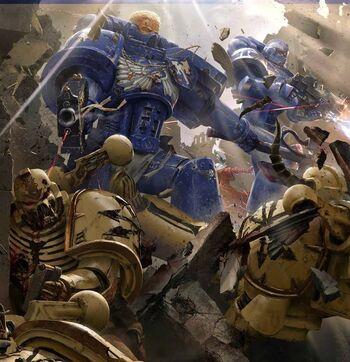 Cazadores Oscuros vs Castigadores Umbra Sumus.jpg