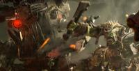 Orkos Lata Azezina Dawn of War 3