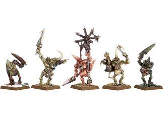 Grupo de mando portadores de la plaga