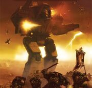 Titan Warlord campo batalla.jpg