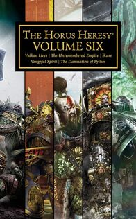 Novelas antologia herejia Vol6