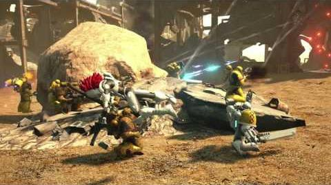 Warhammer 40K Eternal Crusade - Factions Trailer