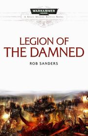 Novela legion of the damned