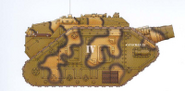 200px-Thunderer Siege Tank Catachan 18th Regiment