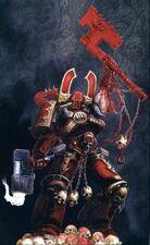 1º Capt Kharn Devoradores de mundos