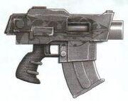 Umbra-Magnus Bolt pistol - Carcharadons.jpg
