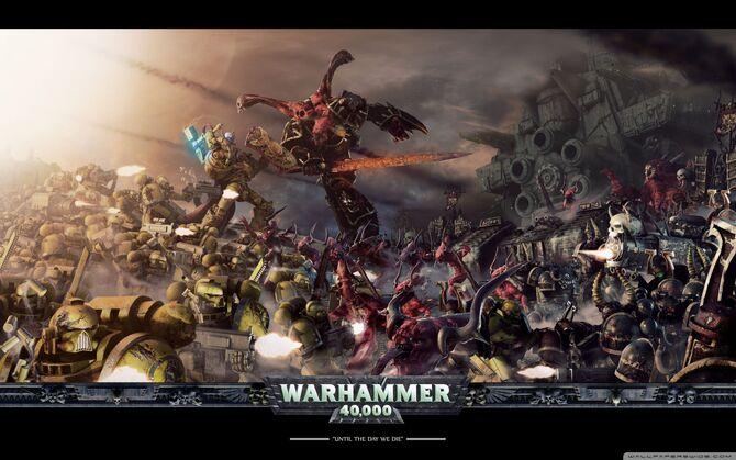 Warhammer 40000 battle-wallpaper-1440x900