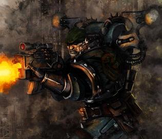 MEC Legion Alfa Wikihammer