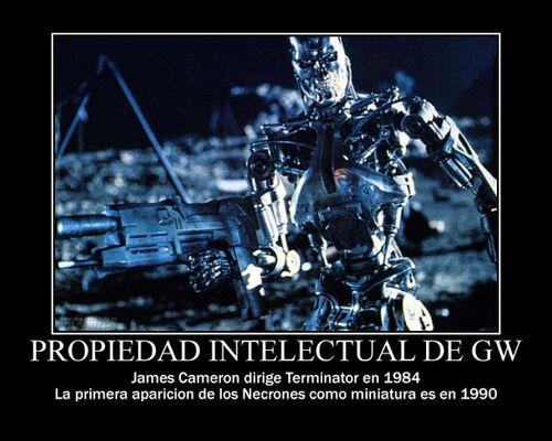Propiedad Intelectual GW III Wikihammer