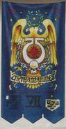 Estandarte Defensores de Caeserean (7ª Compañía Ultramarines) Wikihammer