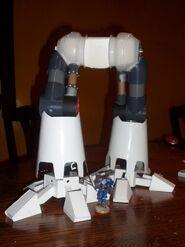 Titan Reaver 01 Patas Parte 20 Wikihammer