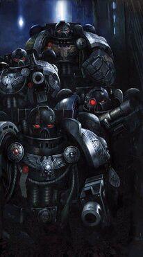 Guardianes de la Muerte Equipo de Eliminacion Ordo Xenos Wikihammer