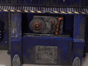 Bateria Imperial 63 Wikihammer 40K