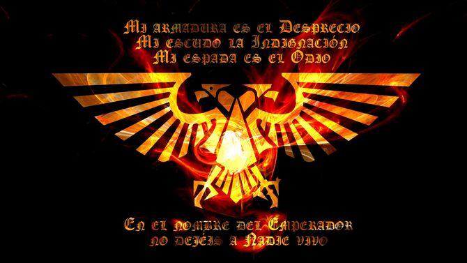Wallpaper Aguila fuego