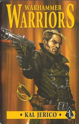 Portada warriors kal jericho.jpg