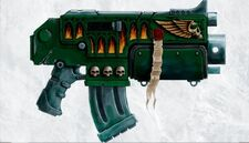 Arma bolter salamandras