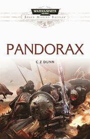 Novela Pandorax