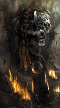 Guardianes de la Muerte Marine Espacial Bolter Ordo Xenos Wikihammer