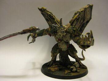 Príncipe demonio de Nurgle