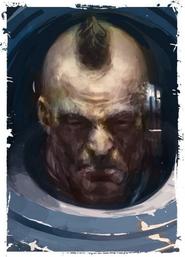 Marine guardia del lobo de logan grimnar Ingvarr Thunderbrow