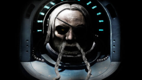 Exterminador Lobo Espacial Videojuego Space Hulk