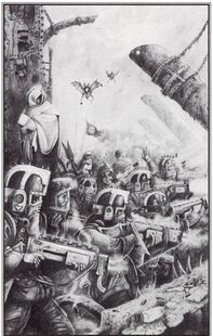 Soldados Flota Imperial Wikihammer
