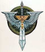 Insignia Angeles Oscuros