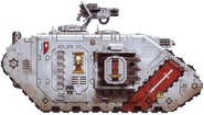 Land Raider Crusader 5