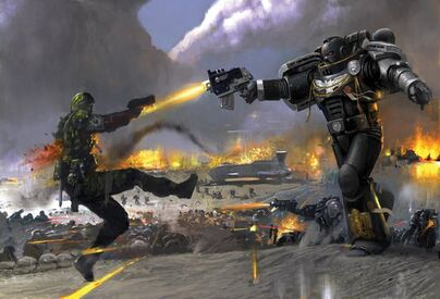 Guardianes de la Muerte Guardia Imperial Traidores Thunderhawk Ordo Xenos Wikihammer