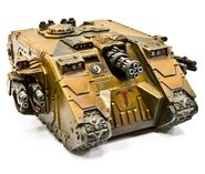 Land Raider Aquiles 1