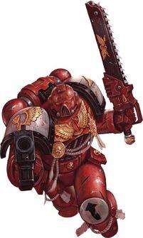 Ángeles Sangrientos Warhammer 40k Blood Angel Wikihammer