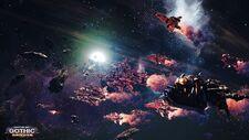 Orkos flota espacial (2)