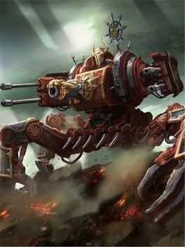 Profanador caos vehículo araña warhammer 40k wikihammer.jpg
