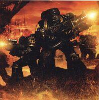 Escuadra tactica malleus martillos dorn
